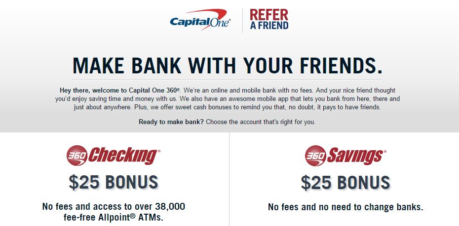 Capital one 360 business account - Semi decent